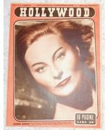 Hollywood 1948 #123 Magazine Michele Morgan Gilberto Govi - $4.00
