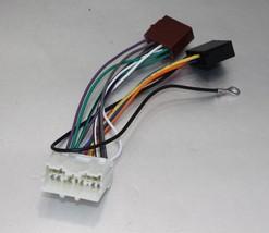 APS ISO Wiring Harness for Mitsubishi Lancer Pajero Shogun adaptor conne... - $7.69