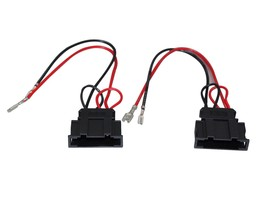 Radio Stereo Speaker Wire Harness Adapter Plug for VW SEAT PASSAT GOLF POLO - $6.79