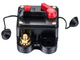 APS US SHIPPING 80A Audio Inline Circuit Breaker Fuse for 12V Protection... - $11.74