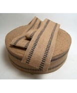"""Jute Webbing 3 1/2"""" Inch Width, 9 lb. Strength Sold By The Yard 36"""" Inches - $3.99"""
