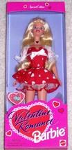 Valentine Romance Barbie Special Edition NRFB R... - $49.95