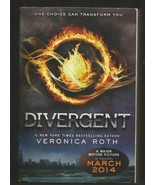 Divergent, Veronica Roth 2011,  used in great c... - $4.00