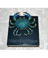 "NIB $190 HEIDI DAUS ""Queen Crab"" Massive Brooch... - $137.10"