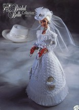 Miss July Bridal Belle Annie's Crochet For Barbie Doll PATTERN/INSTRUCTIONS/NEW - $4.92