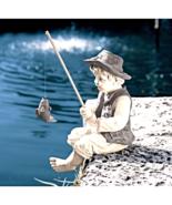 Frederic  the Little Fisherman of Avignon Sculpture - $64.27