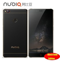 "ZTE Nubia Z11 4G LTE Mobile Phone Quad Core 5.5"" 1080P 4/6G RAM 64/128GB... - $305.73+"