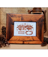 Greetings From Reflection Lake Post Card cross ... - $4.00