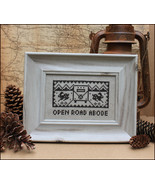 Greetings From Open Road Abode Post Card cross ... - $4.00