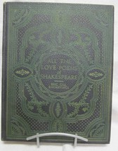 All the Love Poems of Shakespeare Decorations by Gill Erick - $54.45