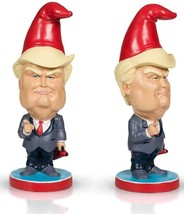 Donald Trump Bobblehead Doll Presidential Figure Political Collectible G... - $26.72