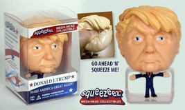 Donald Trump Bobblehead Doll Presidential Political Gag Gift Bobble Head... - $12.84