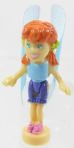2001 Vintage Polly Pocket Dolls Fairy Flying Sc... - $6.50