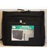 "46"" Durable Black Business Travel Bag Hanging G... - $28.99"
