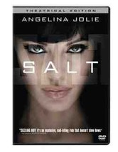 DVD - Salt (Theatrical Edition) DVD  - $13.94