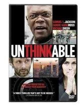DVD - Unthinkable DVD  - $21.99