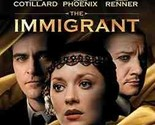 DVD - The Immigrant (Blu-ray) DVD