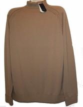 Ted Baker London Turtleneck Light Brown Men's Long Sleeve Sweater Size 6... - $153.44