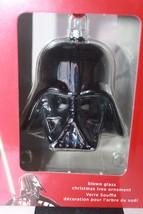 New Hallmark Glass Blown Christmas Tree Ornament Star Wars Darth Vader F... - $18.68