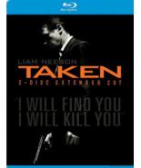 Taken (Blu-ray Disc, 2009, 2-Disc Set, Extended... - $8.00
