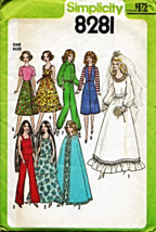 Barbie Doll Sewing Clothes Vintage Pattern 6097  - $18.00