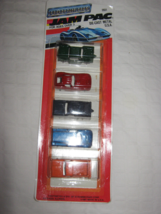 tootsie toy ,set of 5 diecast metal cars - $14.00