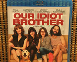 Our Idiot Brother (Blu-ray, 2011) Paul Rudd(Marvel Avenger's Ant-Man)Comedy