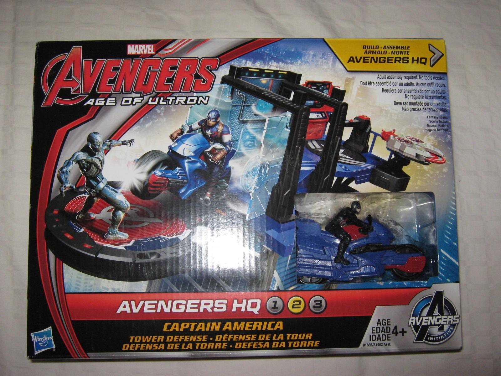 Marvel Heroes Preziosi Coll Complete Set 8 3D Figures Figurines