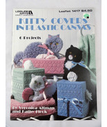 Kitty Covers in Plastic Canvas Pattern Leisure Arts Leaflet 1417 - $7.87