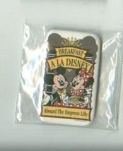 6 Walt Disney World PINBACK BUTTONS Empress Lily/Toontown Trolley/Imagination + - $20.00