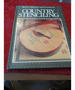 Better Homes And Gardens Country Stenciling - $9.99