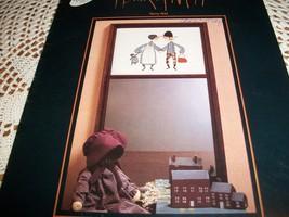 P. Buckley Moss: Tarry Not Cross Stitch Chart - $7.00
