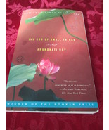 The God Of Small Things A Novel Arundhati Roy - $9.99