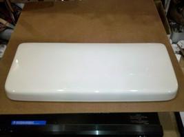 "7EE51 Toilet Tank Lid: Briggs #571, Almond??, 20-1/4"" X 8-3/4"", Very Good Cond - $44.77"
