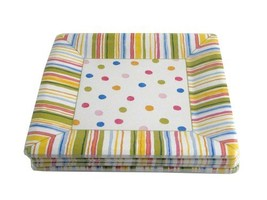 Ideal Home Range Smart Dots White, 32 Plates, 7-Inches Square (Pack of 2) - $10.84