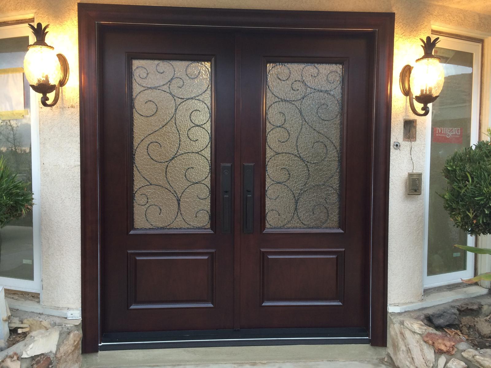 1200 #9E7A2D  Exterior Home Rustic Entry Door 5' X 6' 8 W/ 2 3/8 Thick D  picture/photo Exterior Rustic Doors 40391600