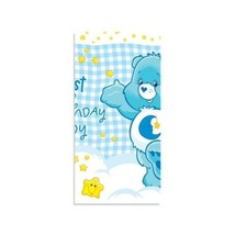 Care Bears Boy's 1st Birthday Plastic Table Cover by Designware - $19.87
