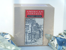 American Vintage Decaf. Flavored Bananas Foster 10 Single Serve K-Cups F... - $9.45