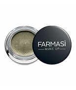 Farmasi Make up Long Last Creamy Eyeshadow, 3 g./0.11 oz. (Green Bean) - $16.83