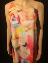 H&M Womens Size 2 Womens Dress Floral Bin #K - $9.49