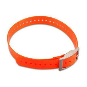 "Sparky PetCo 3/4"" High Flex, Waterproof Replacement Neon Orange Square Buckle..."