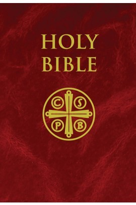 Nabre   new american bible revised edition  burgundy hardcover  sb2582x