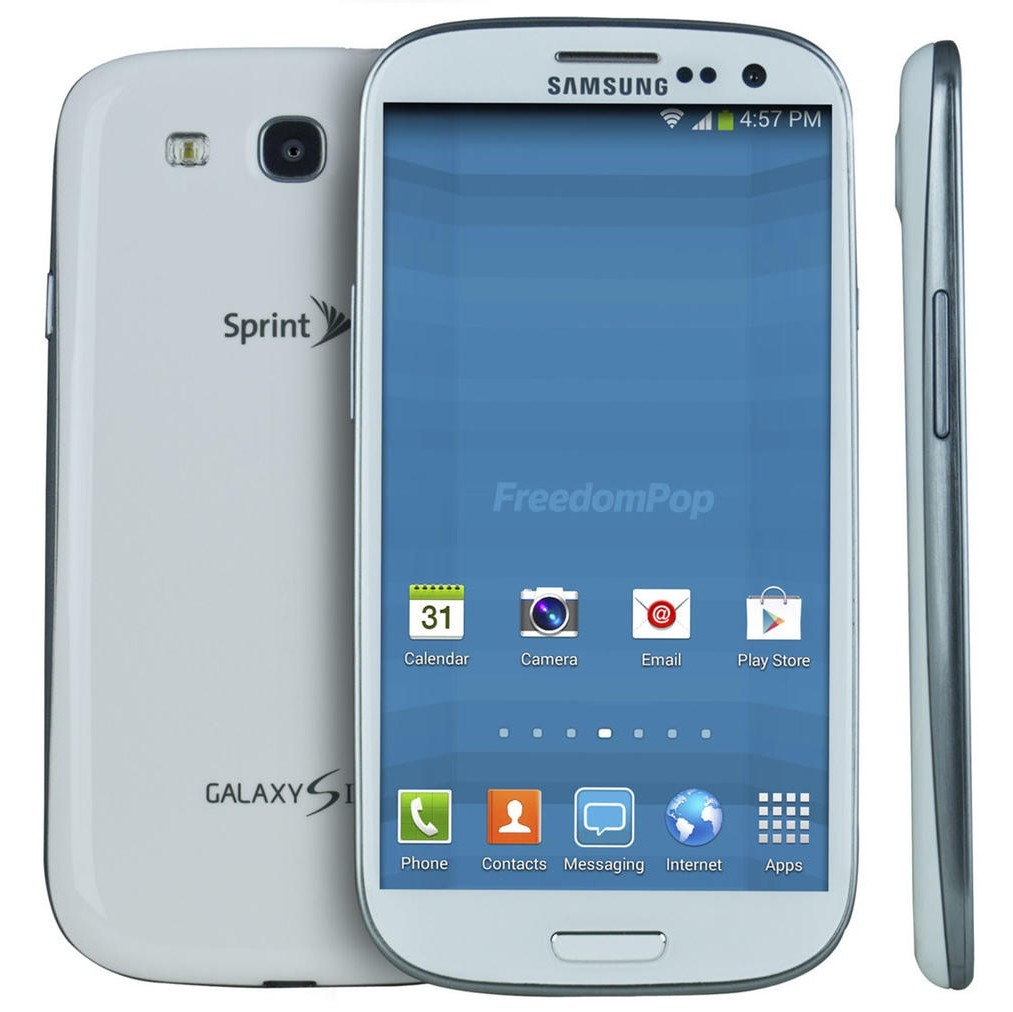 FreedomPop Samsung Galaxy S3 (16GB), used for sale  USA