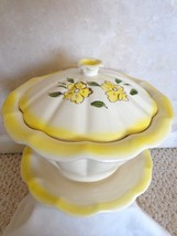 19 PC. Vintage Soup Tureen Set by Marcia-U.S.A. (#1100) - $79.99