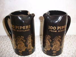 100 Pipers from Scotland Steins stand 6 inches tall. (#0412) - $29.99