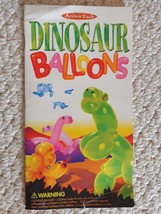 Book: Dinosaur Balloons ISBN: 0439199247 by Ted Lumby. Copyright 2000.(#... - $5.99