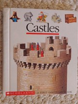 Book: Castles by Scholastic, A First Discovery Book (#1498) - $6.99
