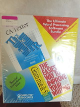 Older Version of Ca-Textor for Microsoft Window (#2409) - $29.99