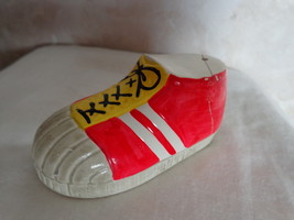 SALT or PEPPER SHAKER In the SHAPE of a GYM SHOE (#1145). - $2.99