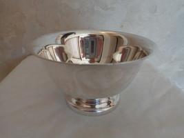 Reed & Barton Paul Revere Design Finger/Candy Bowl (#1526) - $16.99